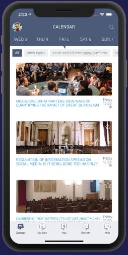 Festival Internazionale del Giornalismo IJF / Showtime Festival