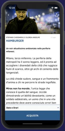 Teatro Giuditta Pasta / Showtime! Teatro