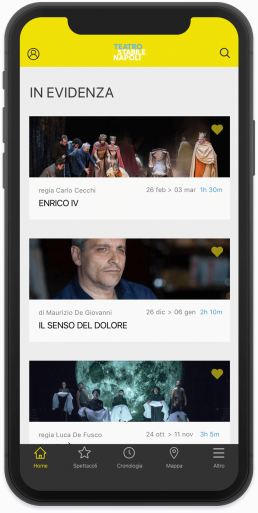 Teatro Stabile Napoli / Showtime! Teatro