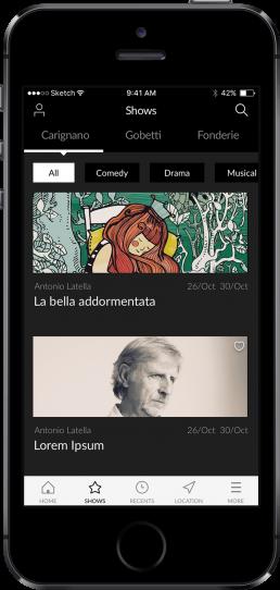 Teatro Stabile di Torino – Teatro Nazionale / Showtime! Teatro